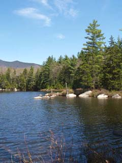 Black Pond (photo by Webmaster)