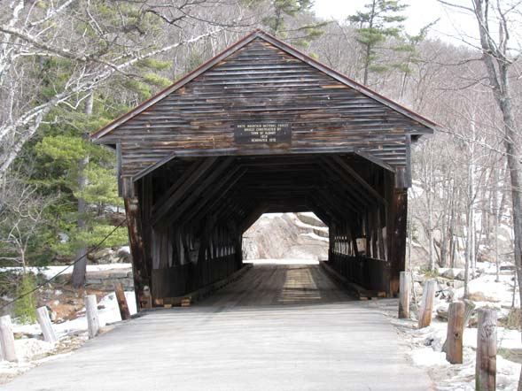 Albany covered bridge (photo by Karl Searl)