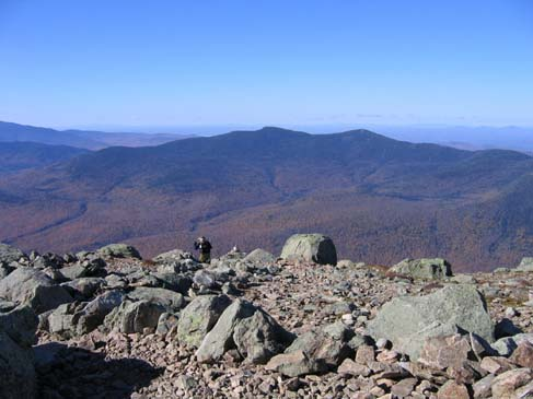 View of Kinsman Ridge (photo by Mark Malnati)