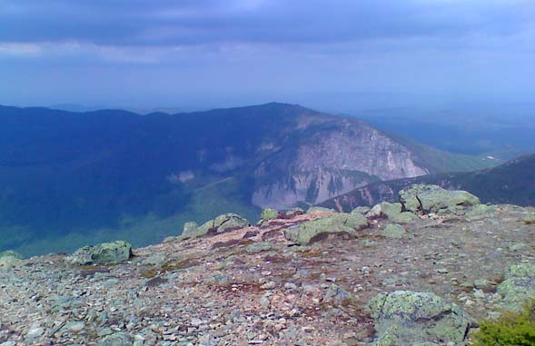 Cannon Mountain (photo by Bill Mahony)