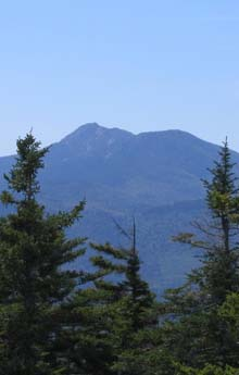 View of Mt. Chocorua (photo by Mark Malnati)