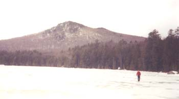 Peaked Hill Pond (photo by Webmaster)