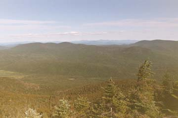 View from Sugarloaf Mtn (photo by Webmaster)