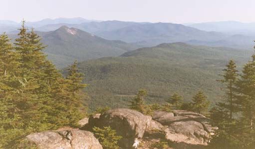View from Sugarloaf Mtn. (photo by Webmaster)