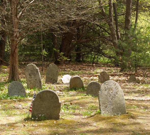 Cemetery (photo by Webmaster)